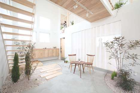 Garden-Filled Homes