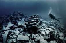 Shipwrecked Scuba Series - The Julian Calverley 'Underwater' Photography is Magical