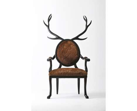 40 Antlered Home Accessories
