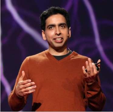 Sal Khan Keynote Speaker