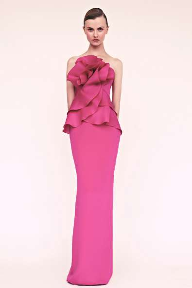 The Marchesa Resort 2013 Collection is a Show Stopper