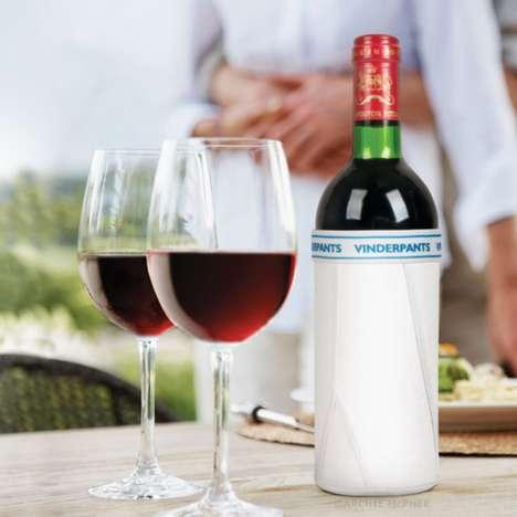 Wine Bottle Undies