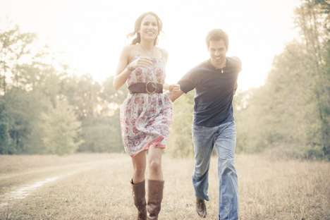 Countryside Couple Captures
