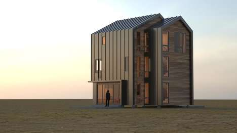 Adaptable Container Abodes