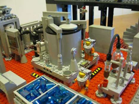 LEGO Meth Labs - The Breaking Bad LEGO Set is Full of 18+ Appropriate Fun