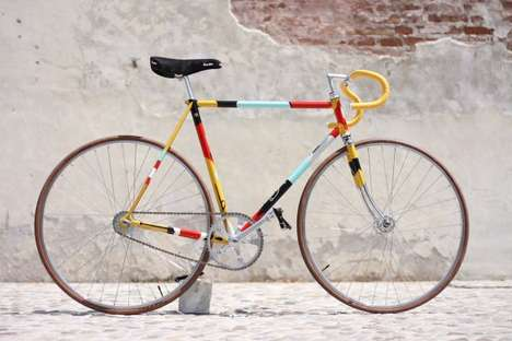 Charitable Collaborative Bicycles