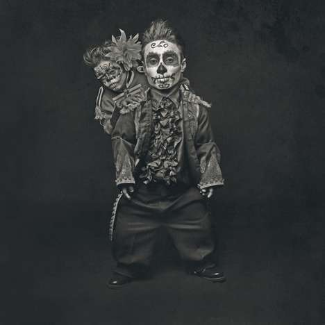 Surreal Circus Portraits - The Manoj Jadhav 'RUH' Series is Dark and Curious