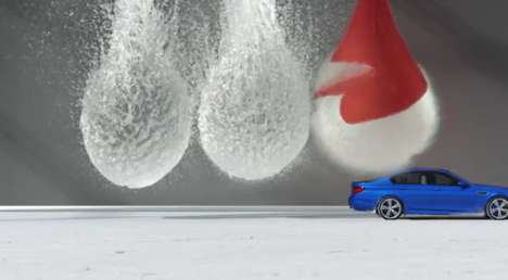'Bullet' by BMW Canada Shows a Car's Strength Through Superb Tests