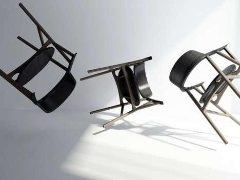 Gentleman-Inspired Seating