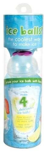 Sweetly Seasoned Ice Spheres