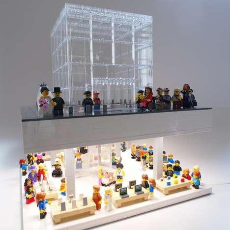 Block-Made Retail Landmarks