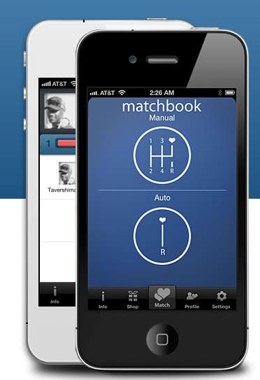 Facebook Love-Seeking Apps - Matchbook Attempts to Find the Perfect Match from Your Friends List
