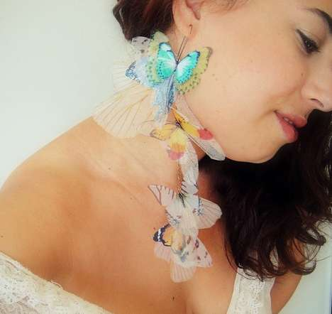 Majestical Butterfly Accessories