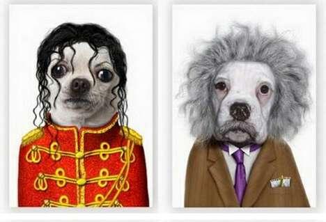 Animal Icon Impersonators