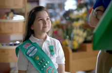 Co-Branded Youth Group Chocolate (UPDATE) - TV Spot Promotes Nestle Crunch Girl Scout Candy Bars