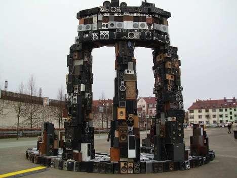 Sound System Sculptures