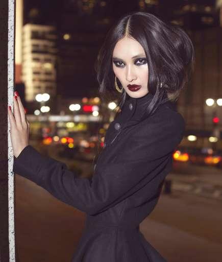 Teasing Geisha Editorials