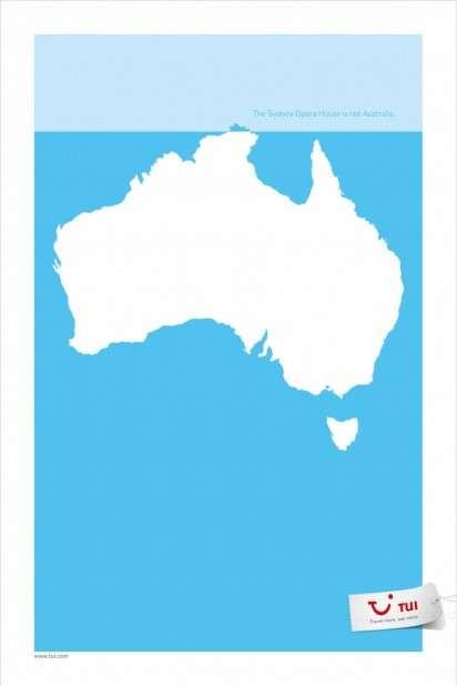 Iceberg Landmass Ads