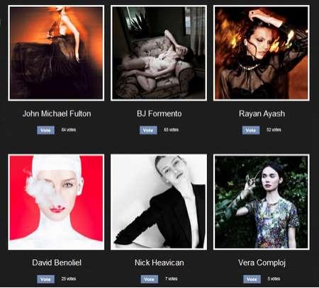Designer Social Photo Challenges