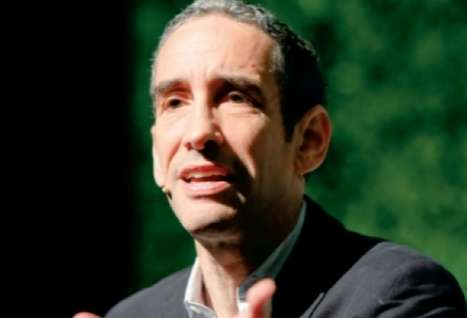 This Douglas Rushkoff Outdated Monetary System Speech Explores Money 2.0