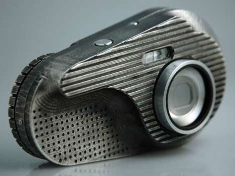 The M-icro Camera Combines Antiquated Allure with Experimental Design