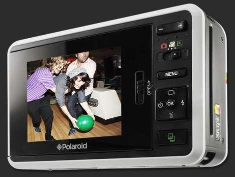 Shake-Free Instant Cameras