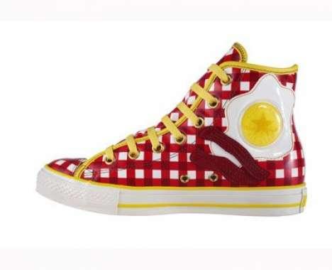 6 Converse Shoe Designs + Gold Chuck Taylor All Stars   6b6c9c097a9c