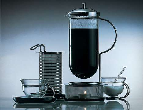 The Cafino Coffee Maker Requires No Electricity or Filters to Operate
