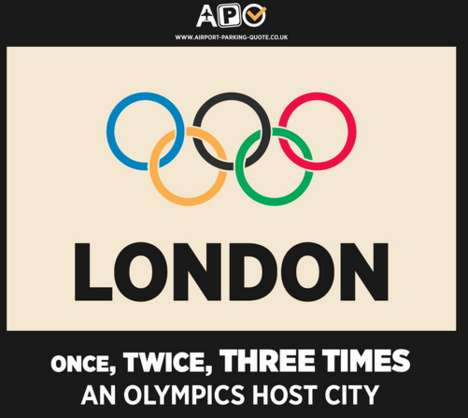 London Games 2012 Infographic Shows Brief History This Host Country