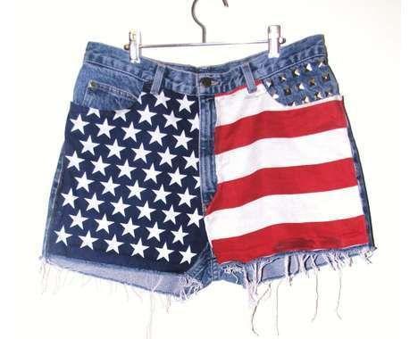 39 Patriotic Fashion Statements