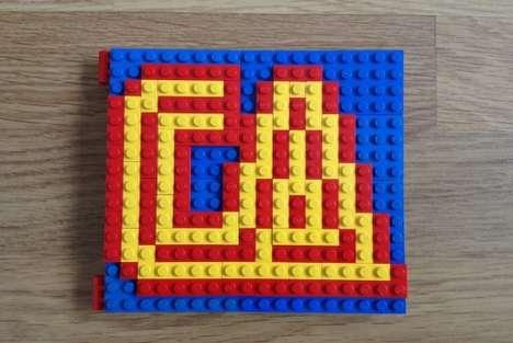 Building Block CD Cases