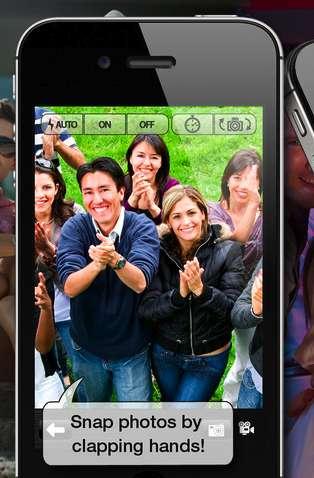 Handsfree Smartphone Captures