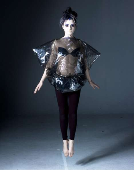 The Blow Up by Anna Sponza is an Air-Filled Fashion