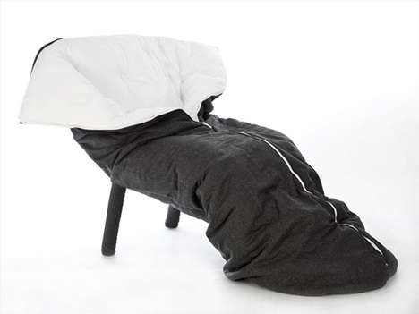 Snuggy Inspired Recliners - The Cocon by Super Ette is Perfect for Those Who Can't Get Out of Bed