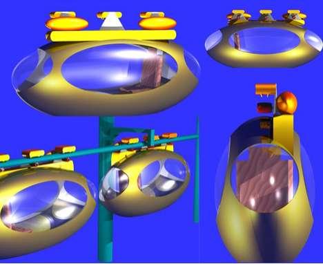 Airborne Autonomous Vehicles