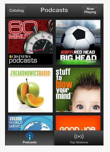 Digital Broadcast Apps