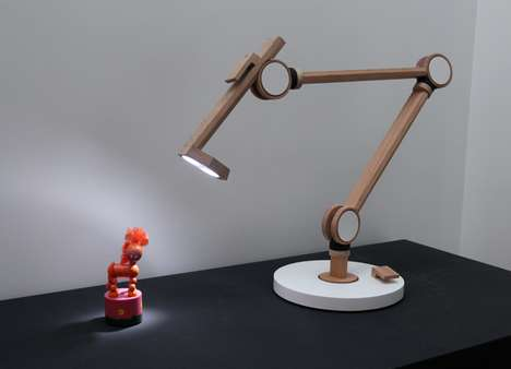 Toy-Inspired Lighting