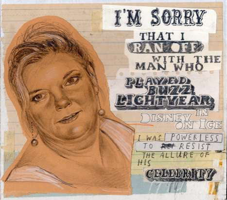 Amusing Apologetic Art Cards