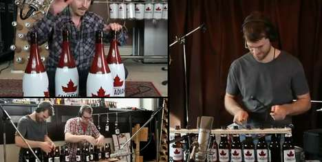 Beer Can-Created Anthems