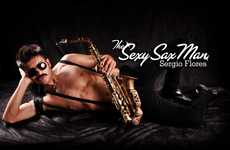 Saxophone Prankster Apps - The Sexy Sax Man is Now Available on iOS Devices for Fans