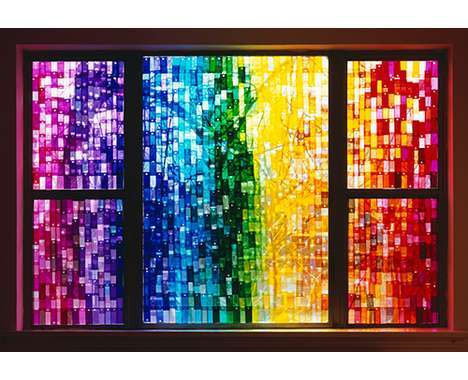 56 Uses of Stained Glass