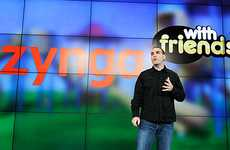 Multiplatform Gaming Networks - Zynga With Friends Connects Players Across Facebook, Web & Mobile