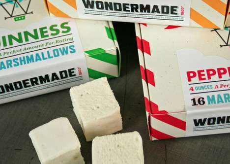 Artisan Marshmallows - Wondermade Makes Delicious Flavored Marshmallows