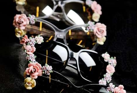 Blossoming DIY Sunglasses