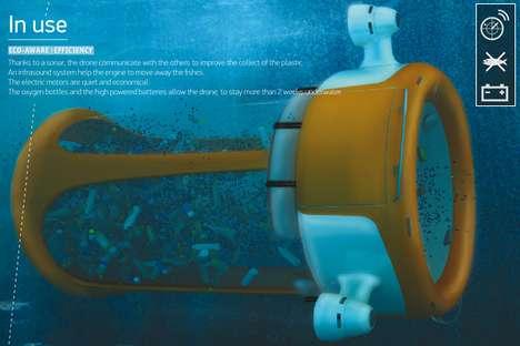 Robotic Ocean Custodians