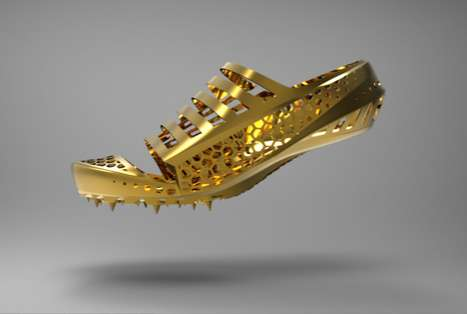 Customized Sprinting Shoes