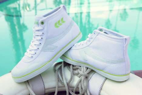 Chic Eco-Conscious Kicks