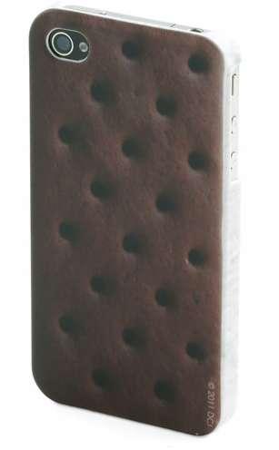 Frozen-Snack Smartphone Cases