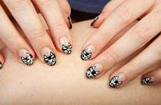 Cat Nail Designs - The Meownicure is Perfect for Kitty-Lovers