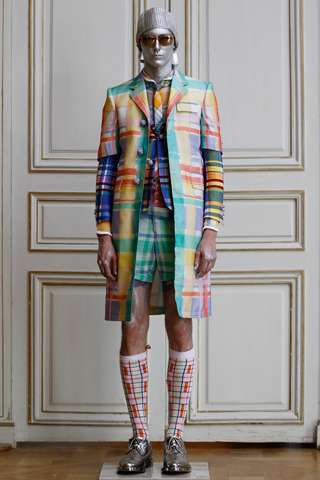 The Spring 2013 Thom Browne Collection Boasts a Surreal Twist